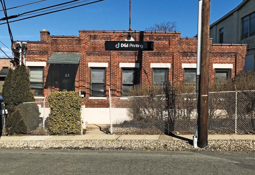 D&I Printing Company Englewood NJ